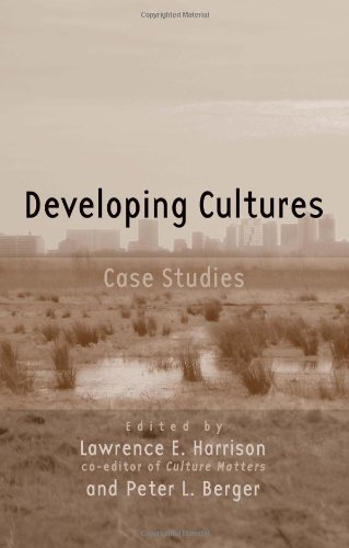 Developing Cultures Case Studies  2006 9780415952804 Front Cover