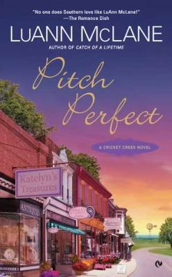 Pitch Perfect A Cricket Creek Novel N/A 9780451237804 Front Cover