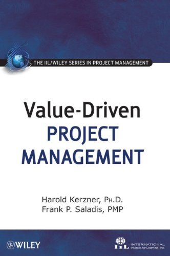 Value-Driven Project Management   2009 edition cover