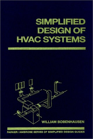 Simplified Design of HVAC Systems   1994 edition cover