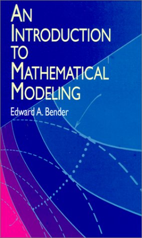 Introduction to Mathematical Modeling  N/A edition cover