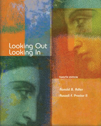 Looking Out, Looking In  12th 2007 (Revised) edition cover