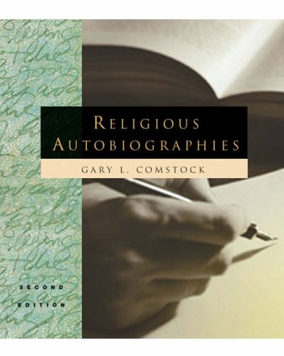 Religious Autobiographies   1995 edition cover