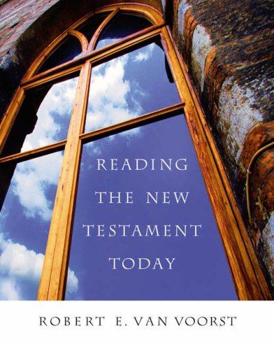 Reading the New Testament Today   2005 edition cover