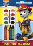 Ruff-Ruff Rescues! (Paw Patrol)  N/A 9780553520804 Front Cover