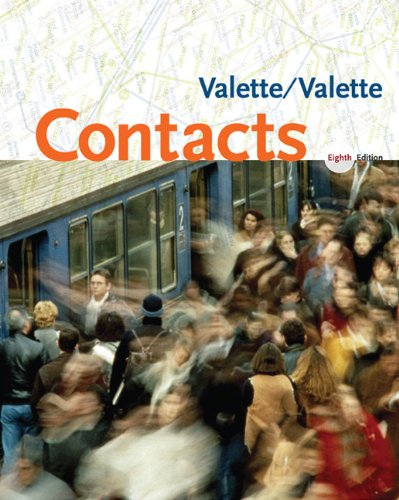Contacts  8th 2009 edition cover
