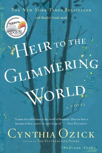 Heir to the Glimmering World   2004 edition cover