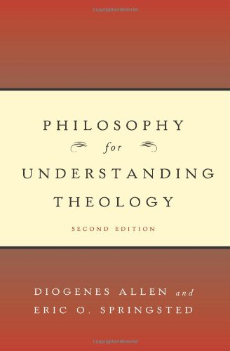 Philosophy for Understanding Theology  2nd 2007 edition cover