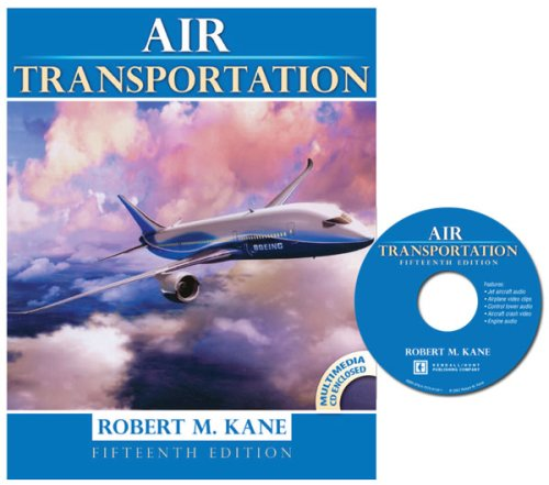 Air Transportation  15th 2007 (Revised) edition cover