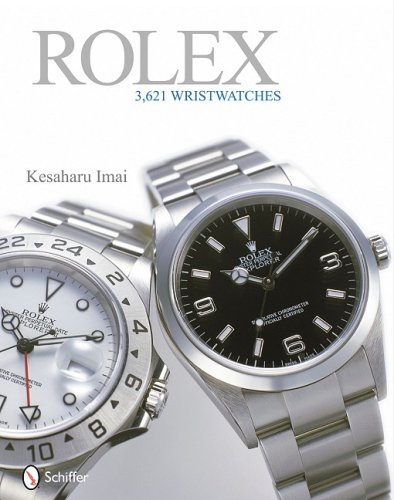 Rolex 3,261 Wristwatches  2009 edition cover
