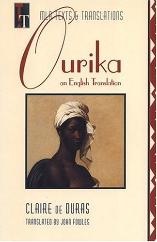 Ourika An English Translation  1995 edition cover