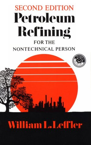 Petroleum Refining for the Nontechnical Person  2nd edition cover