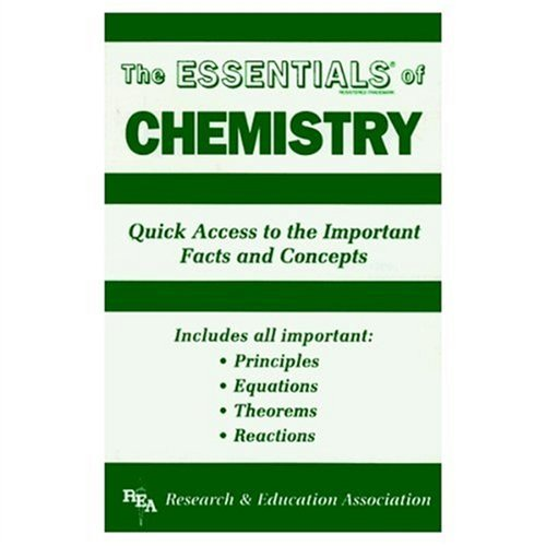Chemistry Essentials   2000 (Revised) edition cover