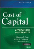 Cost of Capital Applications and Examples 5th 2014 edition cover