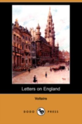 Letters on England   2008 9781406575804 Front Cover