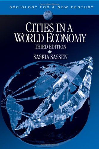 Cities in a World Economy  3rd 2006 (Revised) edition cover