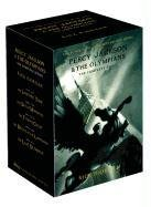 Percy Jackson and the Olympians  N/A edition cover