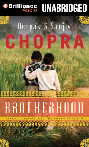 Brotherhood: Dharma, Destiny, and the American Dream  2013 edition cover