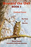 Howard the Owl Book 3 Feeding Frenzy Large Type  9781492376804 Front Cover