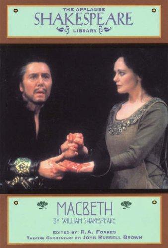Tragedy of Macbeth   1996 edition cover
