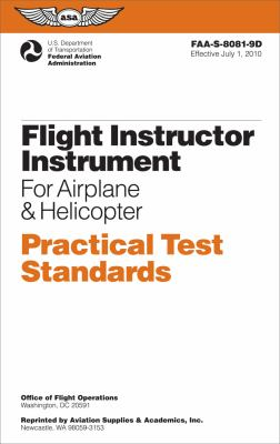 Flight Instrument For Airplane and Helicopter N/A edition cover