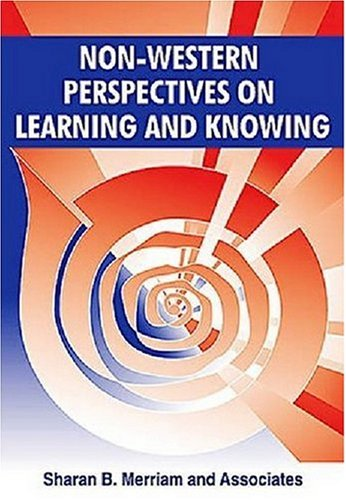 Non-Western Perspectives on Learning and Knowing   2007 edition cover