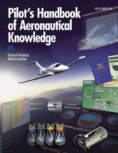 Pilot's Handbook of Aeronautical Knowledge   2010 9781602397804 Front Cover