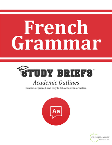 French Grammar   2016 9781634262804 Front Cover