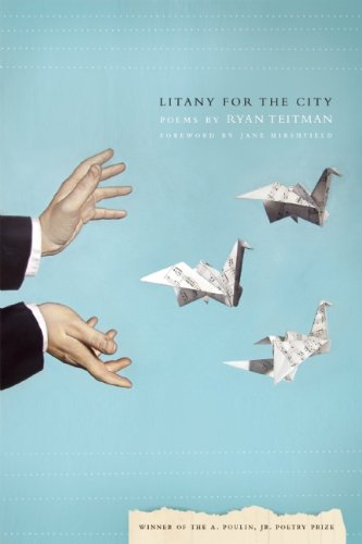Litany for the City   2012 edition cover