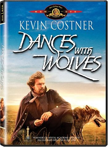 Dances with Wolves (Full Screen Theatrical Edition) System.Collections.Generic.List`1[System.String] artwork
