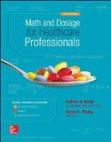 Math and Dosage Calculations for Healthcare Professionals  5th 2016 edition cover