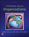 Interpersonal Skills in Organizations  5th 2015 9780078112805 Front Cover