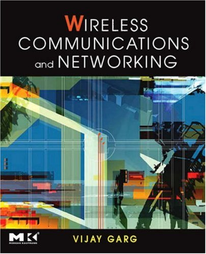 Wireless Communications and Networking   2007 edition cover