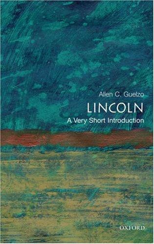 Lincoln   2009 edition cover