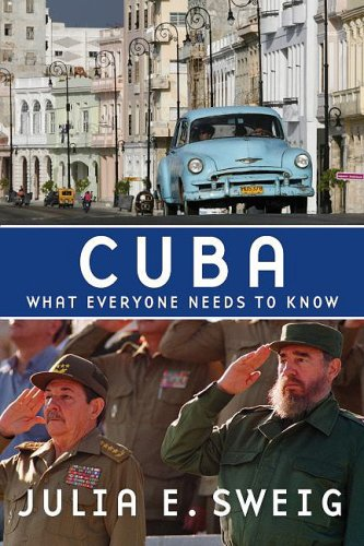 Cuba What Everyone Needs to Know  2009 edition cover