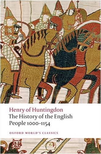 History of the English People 1000-1154   2009 edition cover