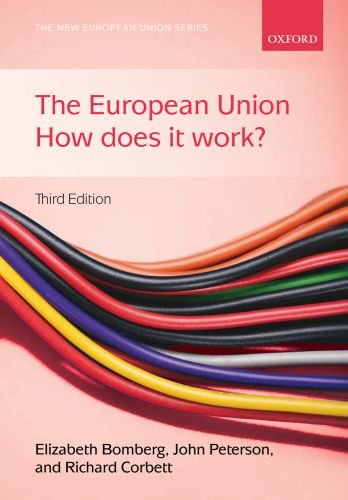 European Union How Does It Work? 3rd 2012 edition cover