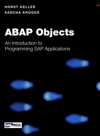 ABAP Objects Introduction to Programming SAP Applications  2002 edition cover