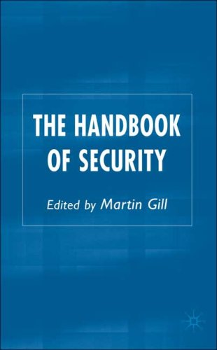 Handbook of Security   2006 9780230006805 Front Cover