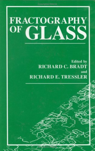 Fractography of Glass   1994 9780306448805 Front Cover