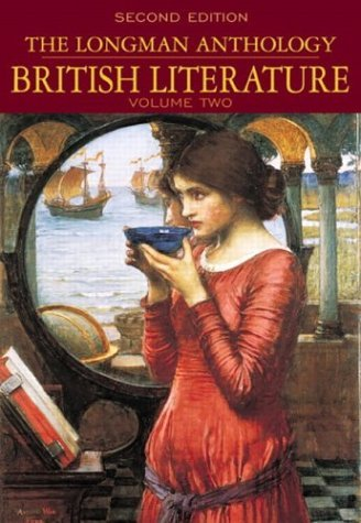 Longman Anthology of British Literature, Volumes 2A, 2B and 2C Package : Romantics to 20th Century 2nd 2003 edition cover