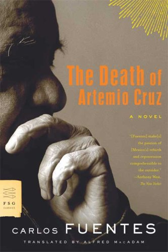 Muerte de Artemio Cruz  N/A edition cover