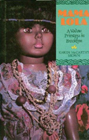 Mama Lola A Vodou Priestess in Brooklyn Reprint edition cover