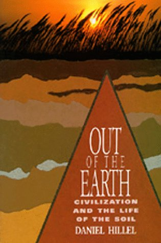 Out of the Earth -Civilization and the Life of the Soil   1992 edition cover