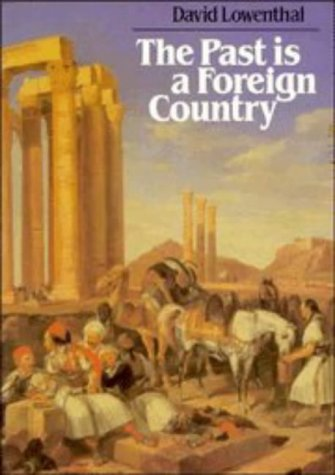 Past Is a Foreign Country   1985 edition cover