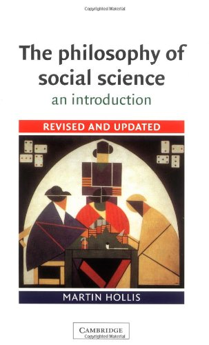 Philosophy of Social Science An Introduction  1994 edition cover