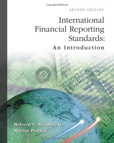 International Financial Reporting Standards An Introduction 2nd 2011 9780538476805 Front Cover