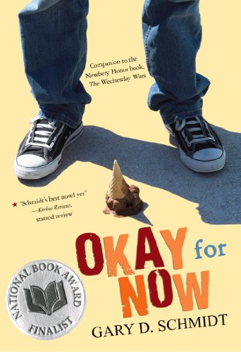 Okay for Now   2011 edition cover