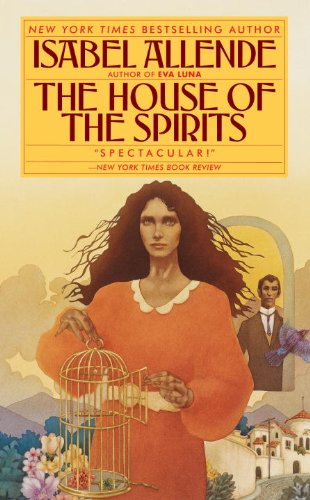 House of the Spirits   2005 edition cover