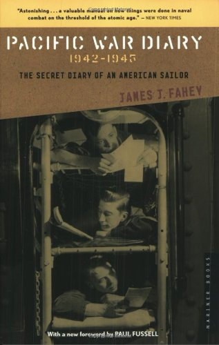 Pacific War Diary, 1942-1945 The Secret Diary of an American Soldier  1963 9780618400805 Front Cover